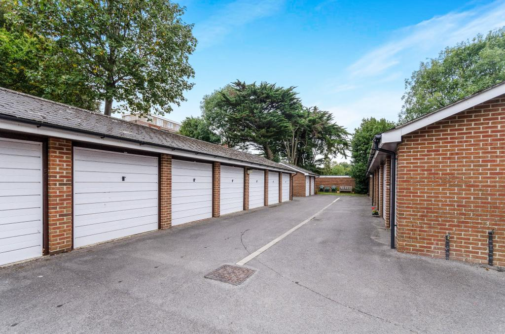 Allocated Garages