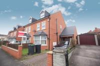 semi detached home in Abbey Road, Beeston...