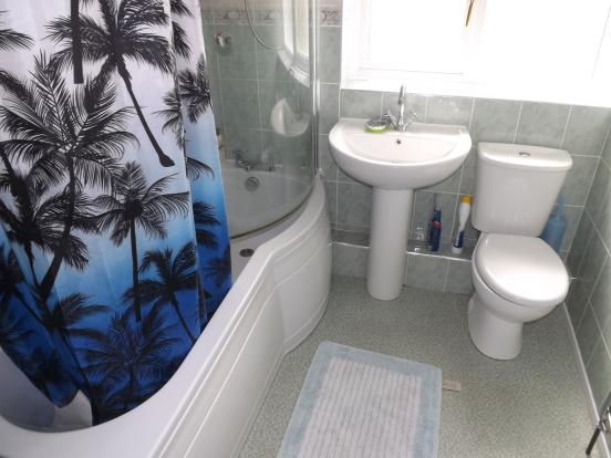 Extended Bathroom