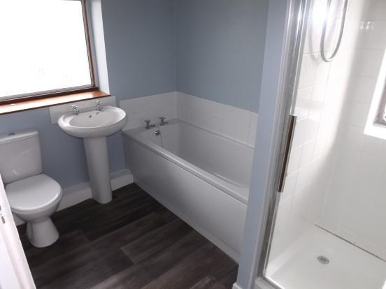 Extended Bathroom