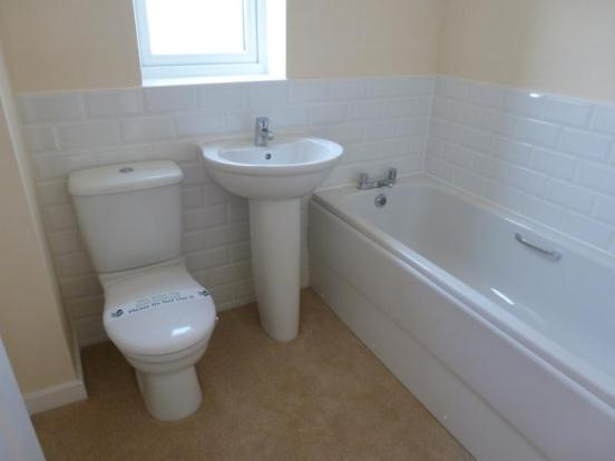 Plot 49 Bathroom