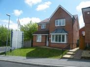 4 bedroom new property for sale in Jubilee Way, Mansfield...