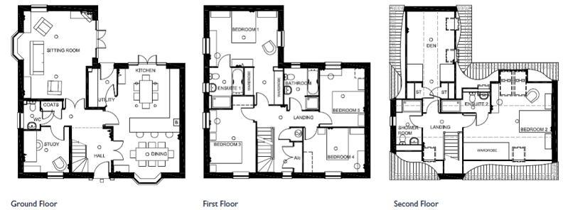 Moorecroft Floor Pln
