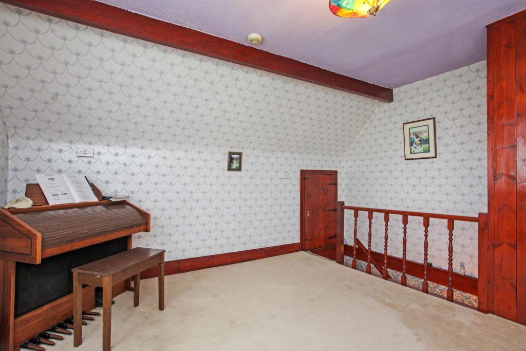 Bedroom Three/Attic
