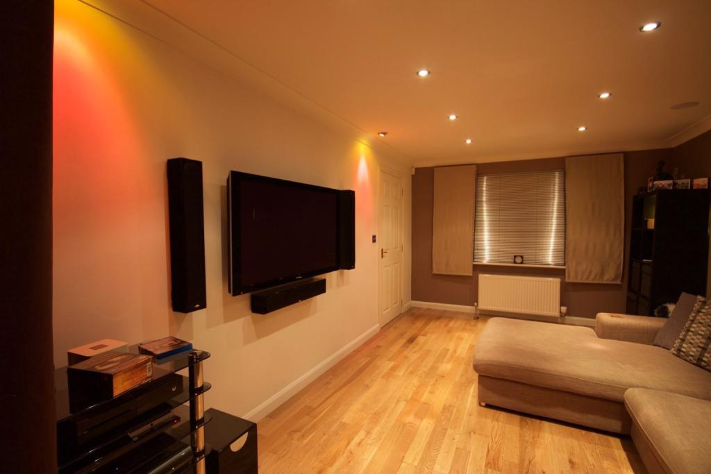 Living Room (Evening