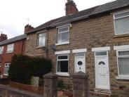 Terraced house in Sutton Road, Huthwaite...