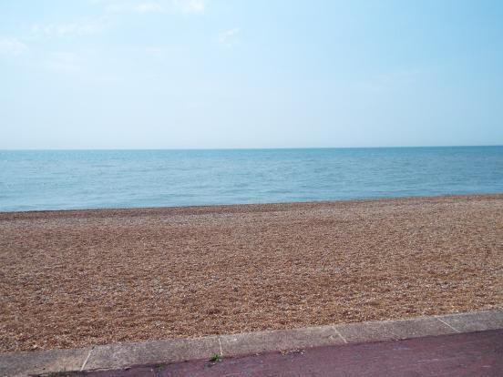 Beach at Sandgate