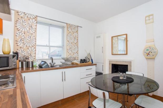 Apartment Kichen 1