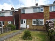 3 bed semi detached home in Charlaw Close, Sacriston...