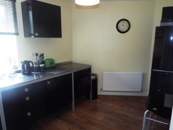 Bedroom 3/kitchen