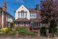 Tring Avenue semi detached property for sale