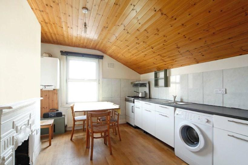 Bedroom-Kitchen