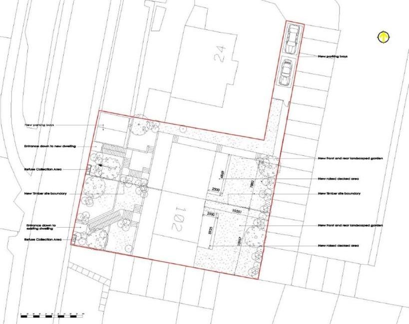 Proposed development