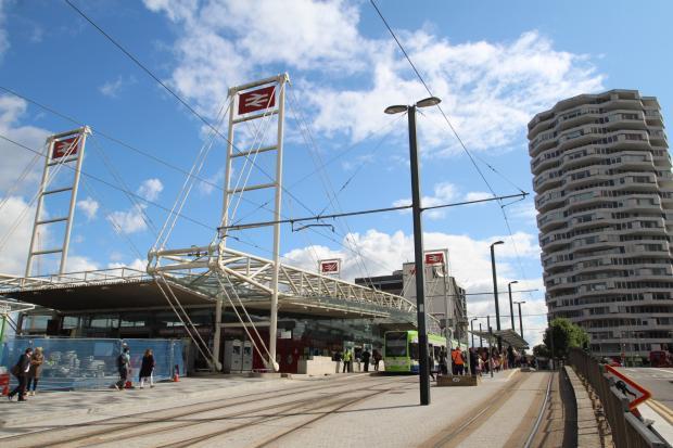 East Croydon Station