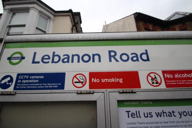 Lebanon Tram Stop