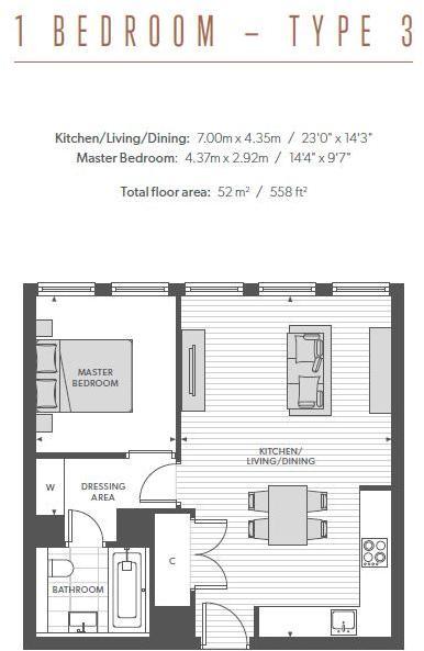 Type 3 Floorplan