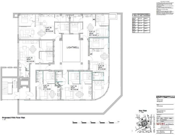 Floorplan-5th Floor