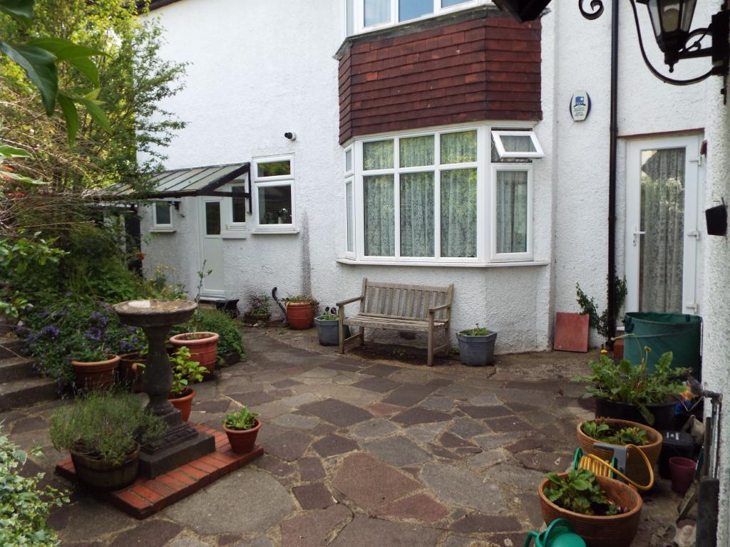 Court Yard Garden