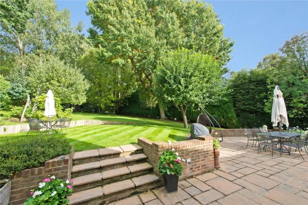 Terrace/Rear Garden