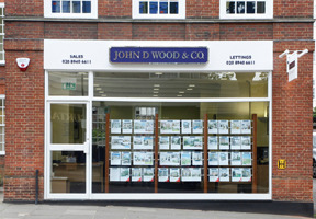 John D Wood & Co. Sales, Richmondbranch details