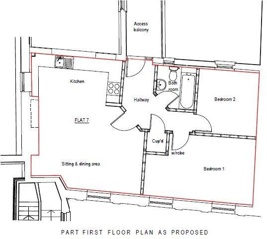 Plot 7 - Floor Plan