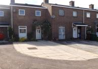 Terraced house in Lerwick Croft, Bicester...