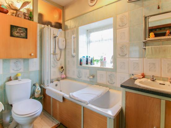 First Apartment-Bath