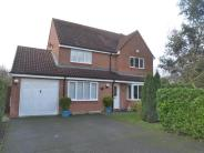 4 bedroom Detached house in Aris Way, Buckingham...