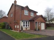 3 bed Detached house in Danbury Gardens...