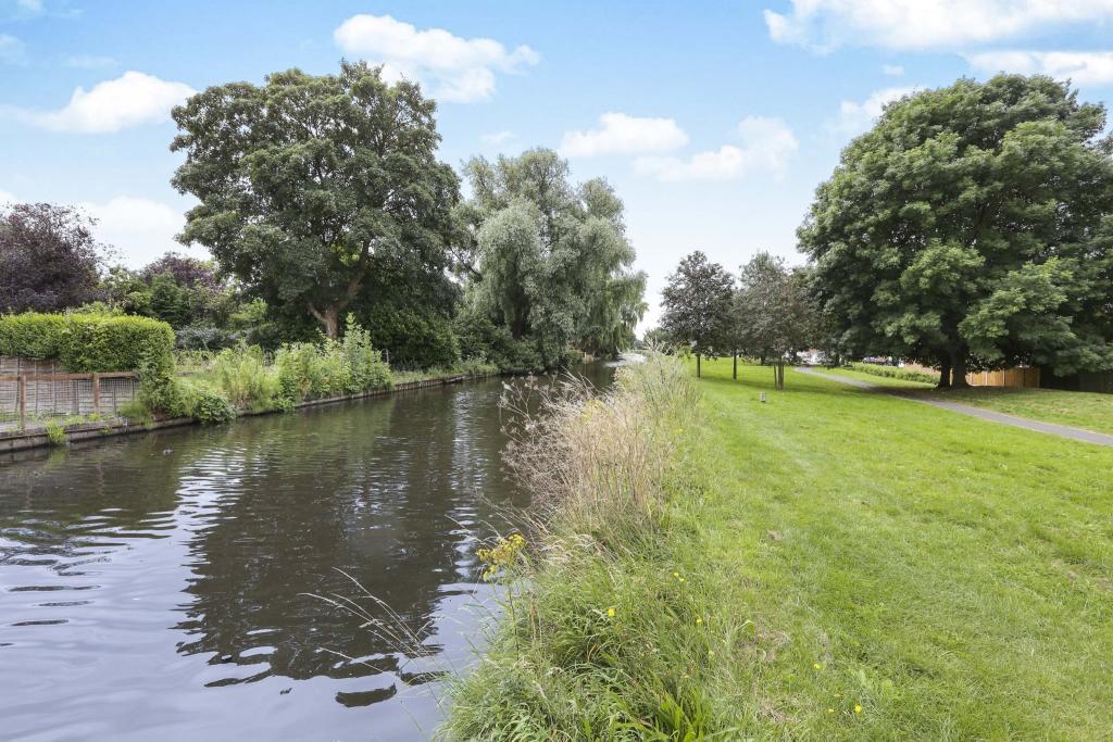 Nearby walk/canal