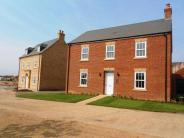 4 bedroom new house in Kildare, Shefford...