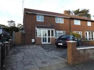 White Hart Drive semi detached property for sale