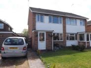 3 bedroom semi detached home in Woodfield Drive, Sawtry...