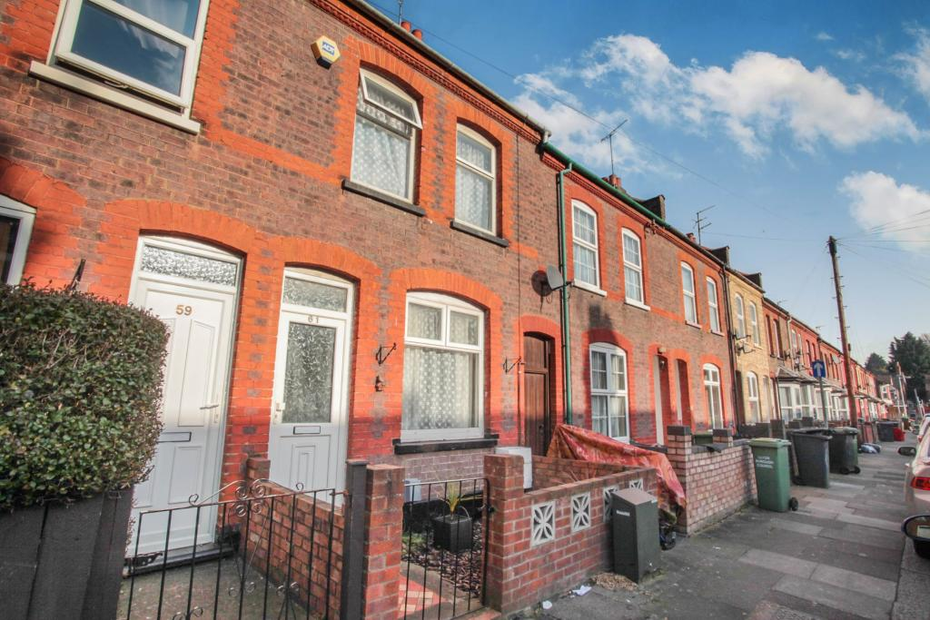2 bedroom house for sale in spencer road luton