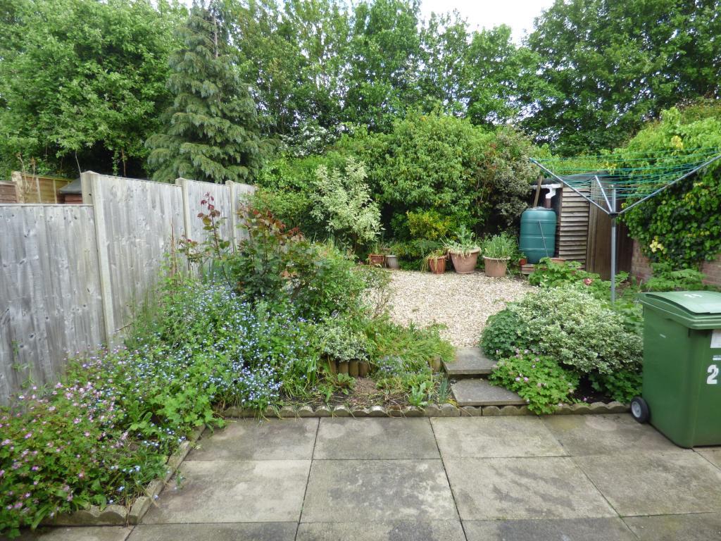Rear Garden.