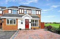 Detached property for sale in Brambling Close, Sandy...