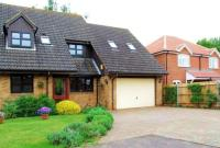 semi detached house for sale in Jacobs Close, Potton...