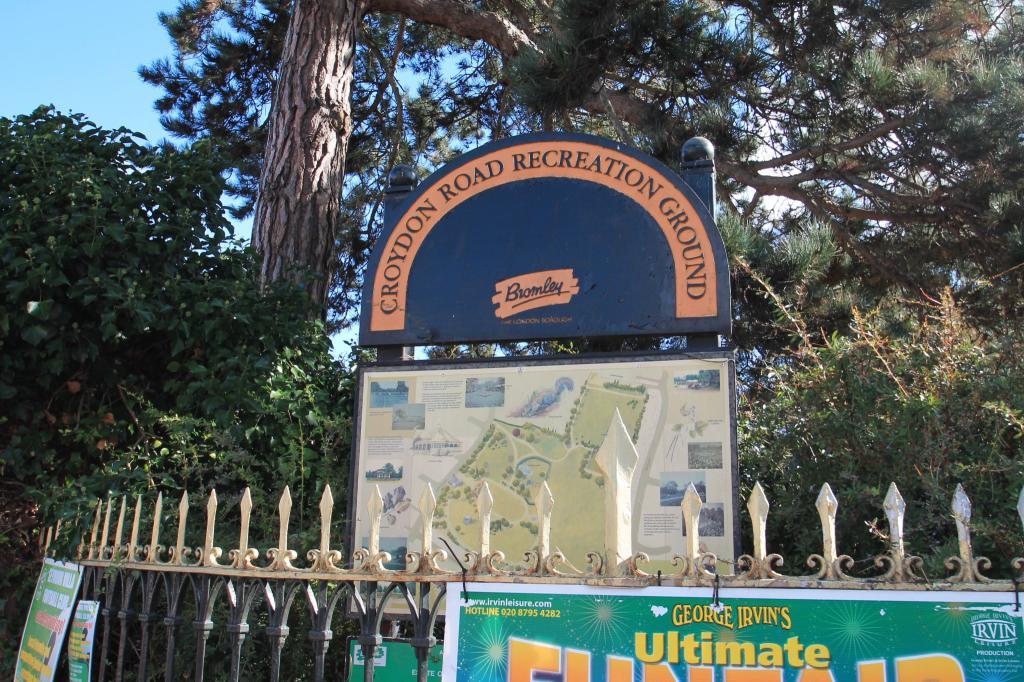 Croydon Road Recreat
