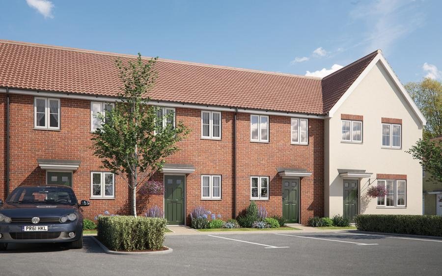 2 Bedroom House For Sale In Pilgrims Place Littlebourne