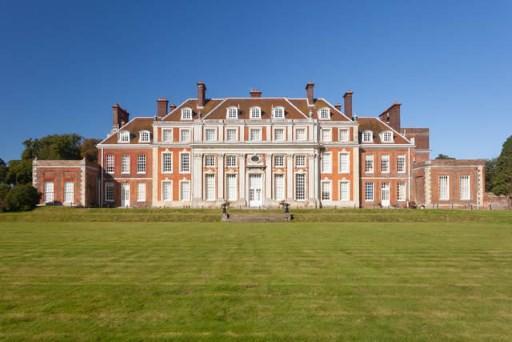 Waldershare Mansion