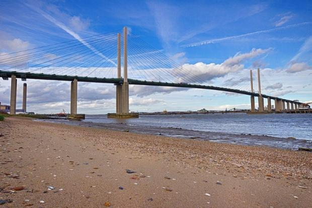QE2 Bridge To Essex