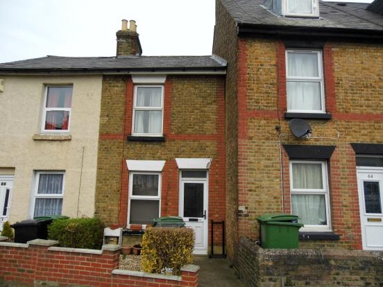 2 Bedroom Terraced House For Sale In Brunswick Street Maidstone Kent ME15
