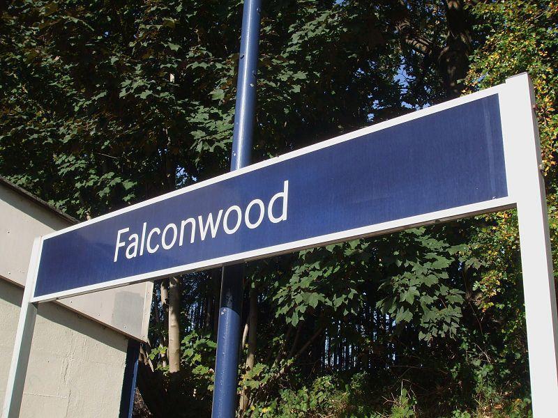 Falconwood Station