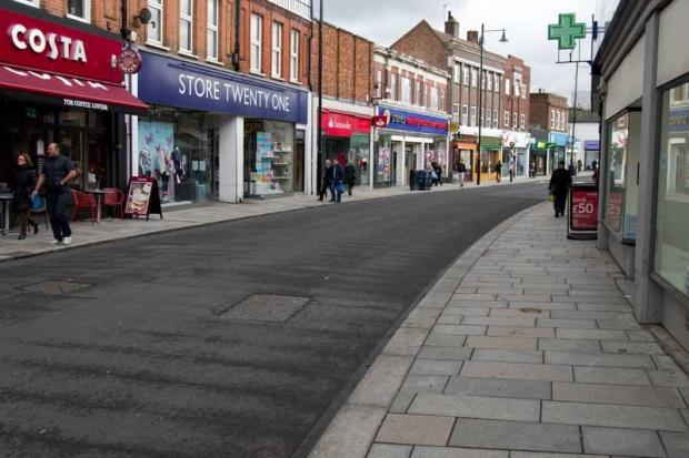 Sidcup High Street