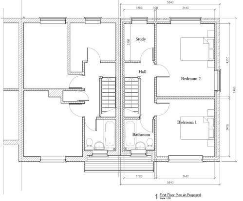 First Floor Plans