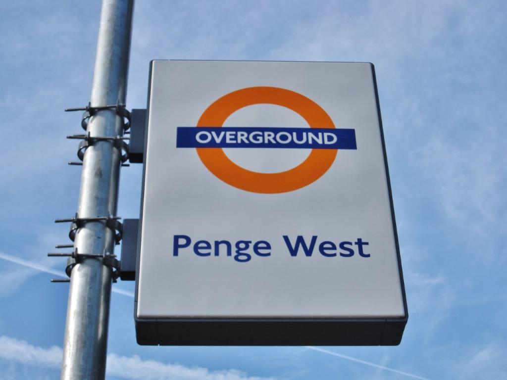 Penge West Station