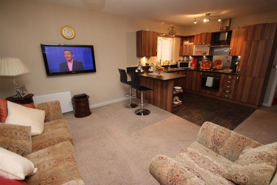 Lounge and Kitchen