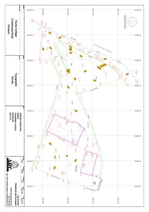 Site Topography