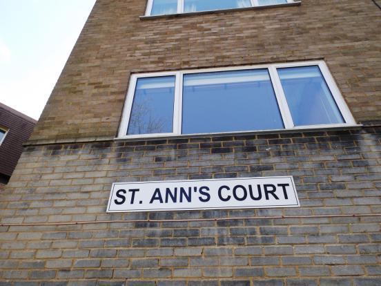 St. Ann's Court