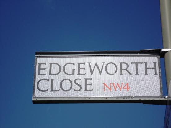 Edgeworth close